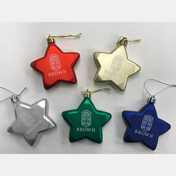Image For Shatterproof Star Ornament - $12.99
