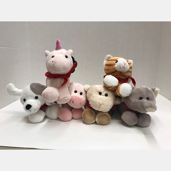 Image For Short Stack Plush - $12.99