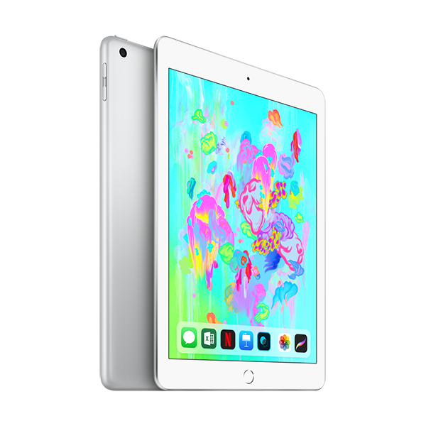 Image For iPad (6th Generation) - 128GB - Silver