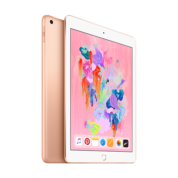 Image For iPad (6th Generation) - 128GB - Gold