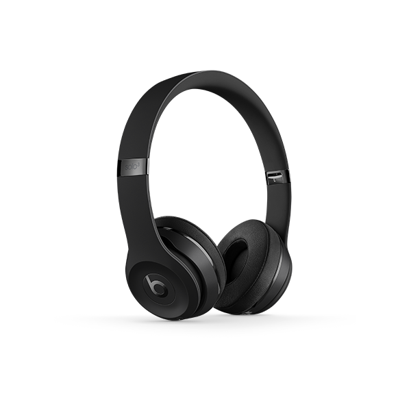 Cover Image For Beats Solo³ Wireless Headphones - Black