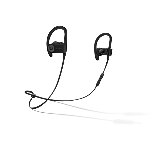 Image For Powerbeats³ Wireless Earphones - Black