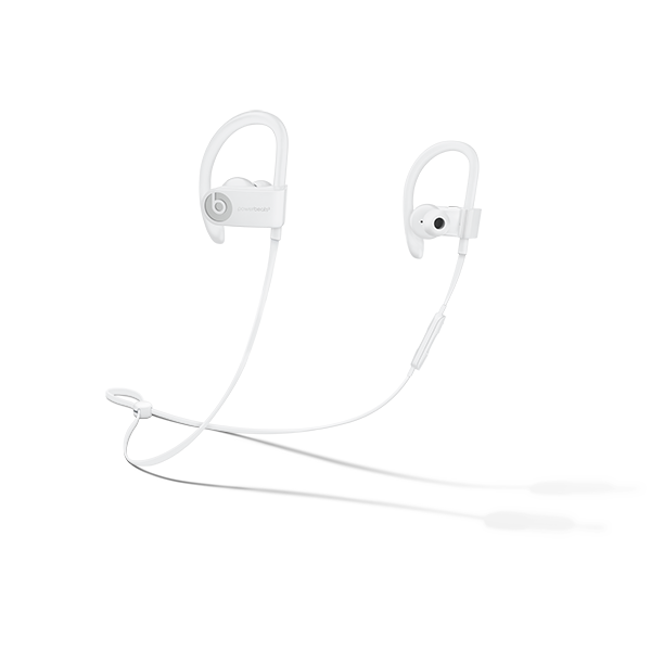 Image For Powerbeats³ Wireless Earphones - White