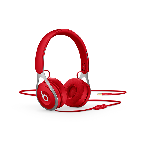 Image For Beats EP Headphones - Red