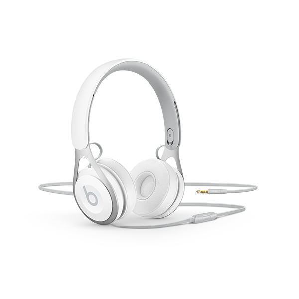 Image For Beats EP Headphones - White