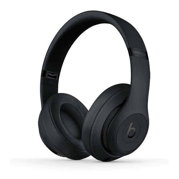 Image For Beats Studio³ Wireless Headphones - Matte Black
