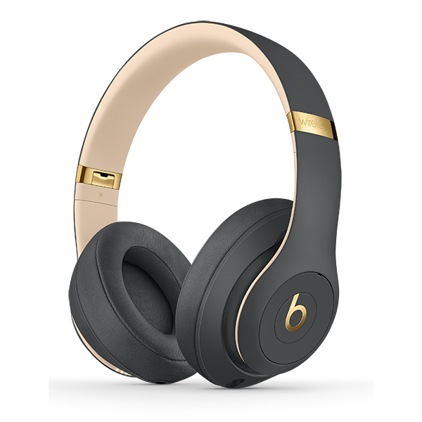 Image For Beats Studio³ Wireless Headphones - Shadow Grey