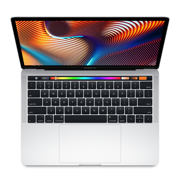 "Cover Image For MacBook Pro 13"" with Touch Bar - i5/8GB/512GB - Silver"