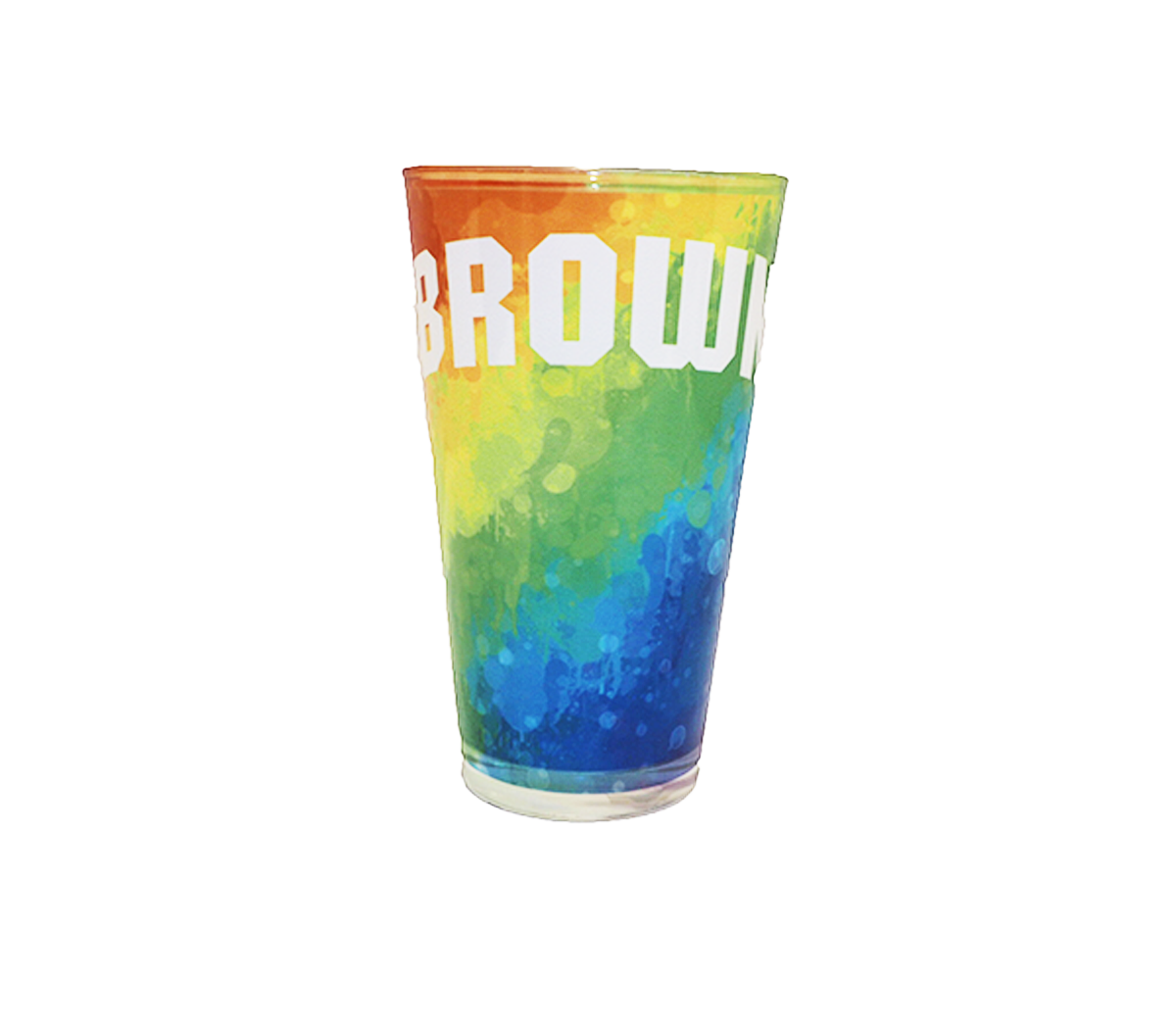 Image For Tie Dye Pint Glass