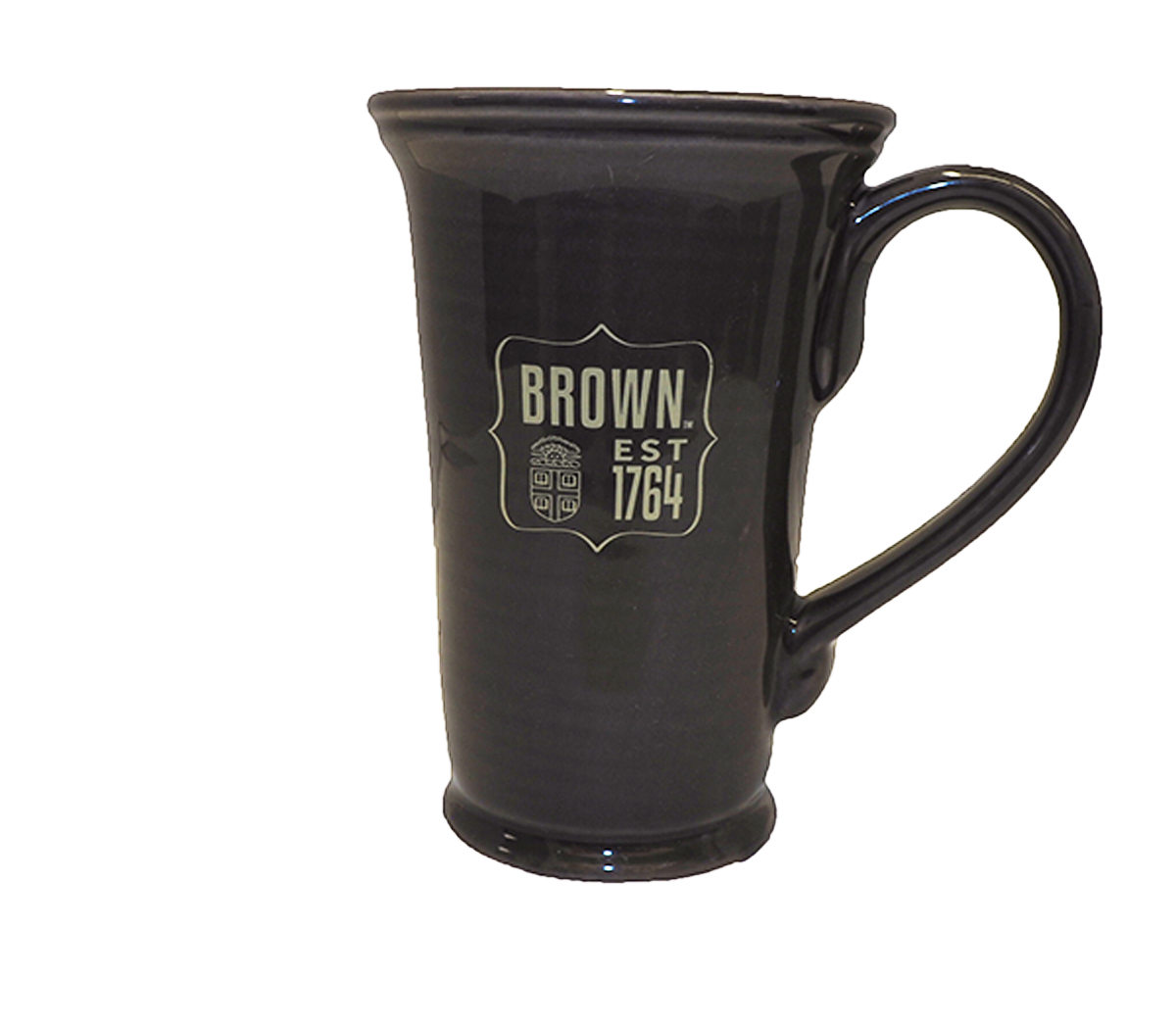 Image For Burr Tall Cafe Mug - Red or Grey