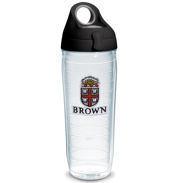 Image For Tervis 24oz Water Bottle - Brown Crest