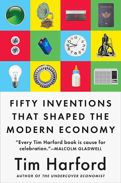 Image For Fifty Inventions That Shaped the Modern Economy