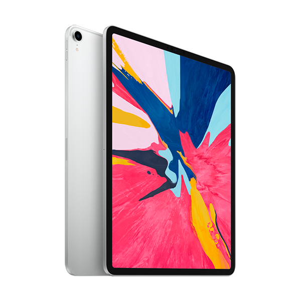 "Cover Image For iPad Pro 12.9"" - 512GB - Silver"