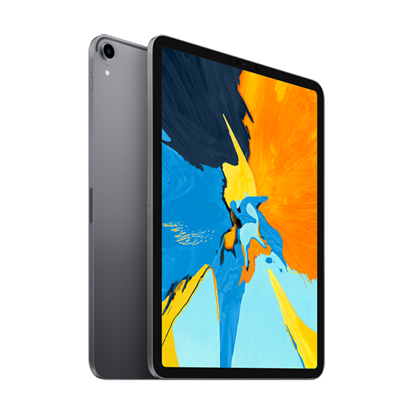 "Image For iPad Pro 11"" - 64GB - Space Gray"