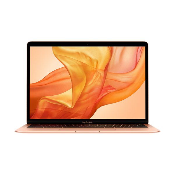 "Image For MacBook Air 13"" with Retina - i5/8GB/256GB - Gold"