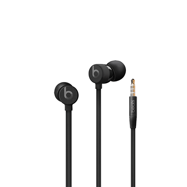 Image For urBeats³ Earphones with 3.5mm plug - Black