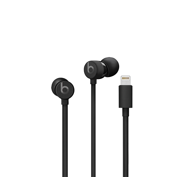 Image For urBeats³ Earphones with Lightning Connector - Black