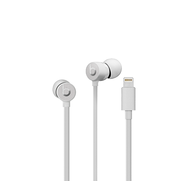 Cover Image For urBeats³ Earphones with Lightning Connector - Satin Silver