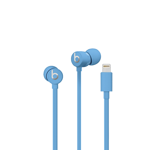 Image For urBeats³ Earphones with Lightning Connector - Blue