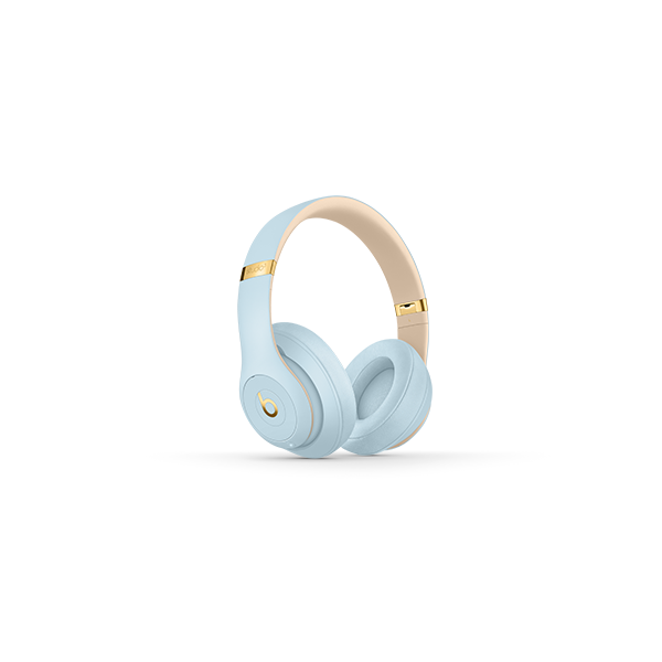 Image For Beats Studio³ Wireless Headphones - Crystal Blue
