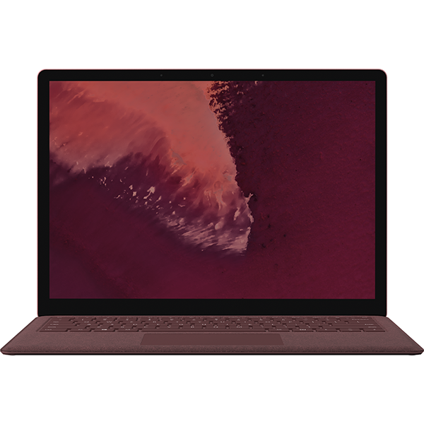 Image For Surface Laptop 2 - i7/16GB/512GB - Burgundy
