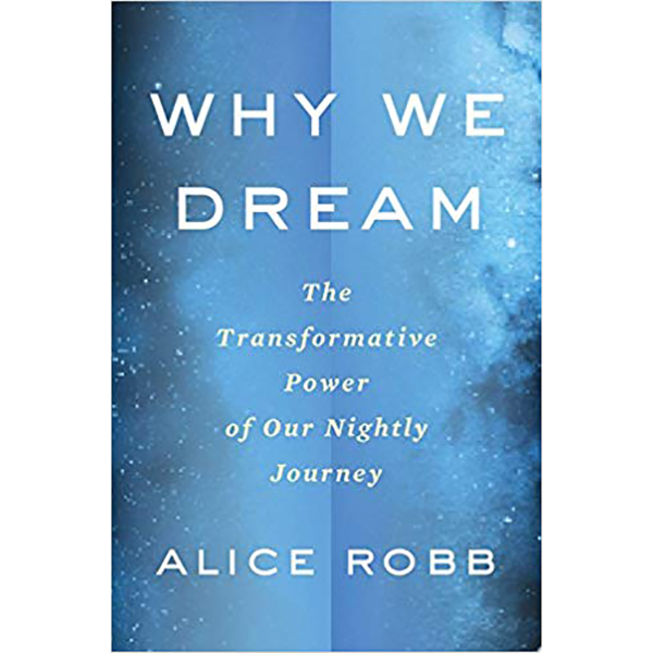 "Image For Pre-order Signed Copy of ""Why We Dream"""