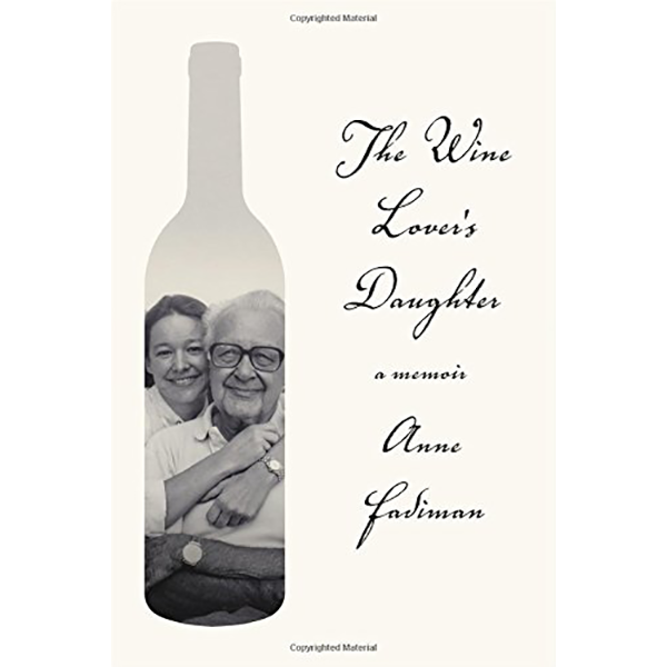 "Image For Pre-order Signed Copy of ""The Wine Lover's Daughter"""