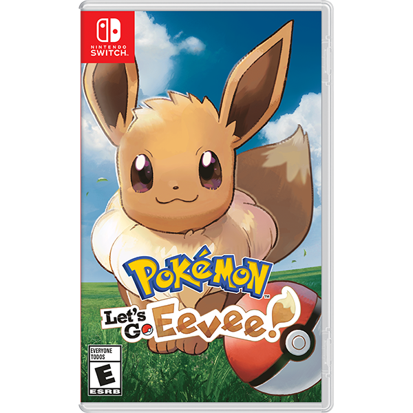 Image For Pokémon: Let's Go, Eevee!