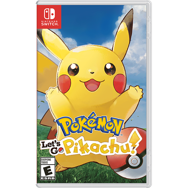 Image For Pokémon: Let's Go, Pikachu!