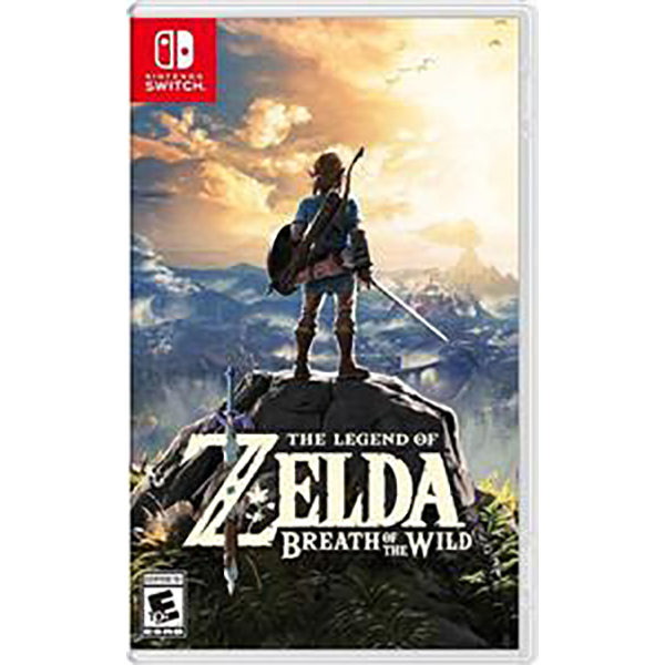 Image For The Legend of Zelda: Breath of the Wild