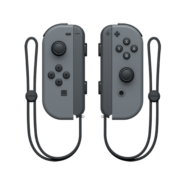 Image For Nintendo Joy-Con Set (L + R) - Gray