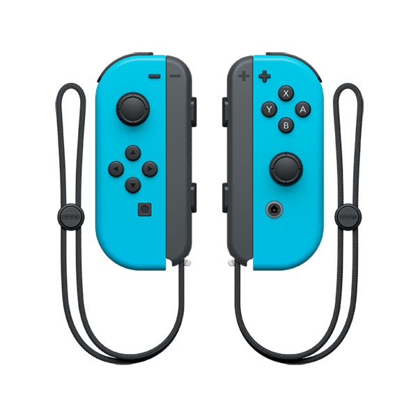 Image For Nintendo Joy-Con Set (L + R) - Neon Blue