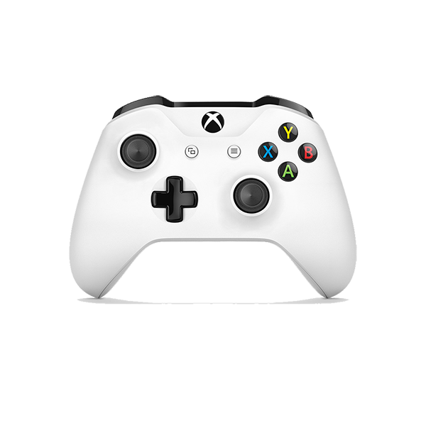 Cover Image For Xbox Wireless Controller - White