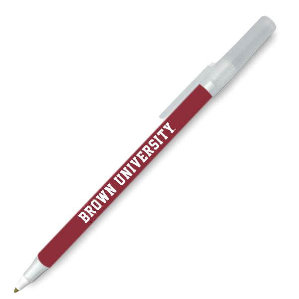 Image For Red And White Bic Sticks Pen - 4PK