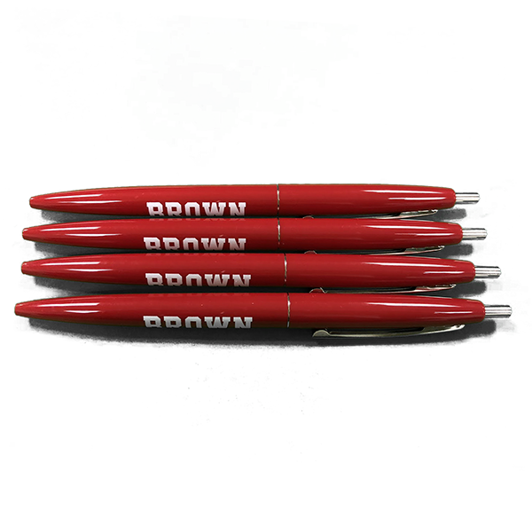 Image For BIC CLICK 4PK RED