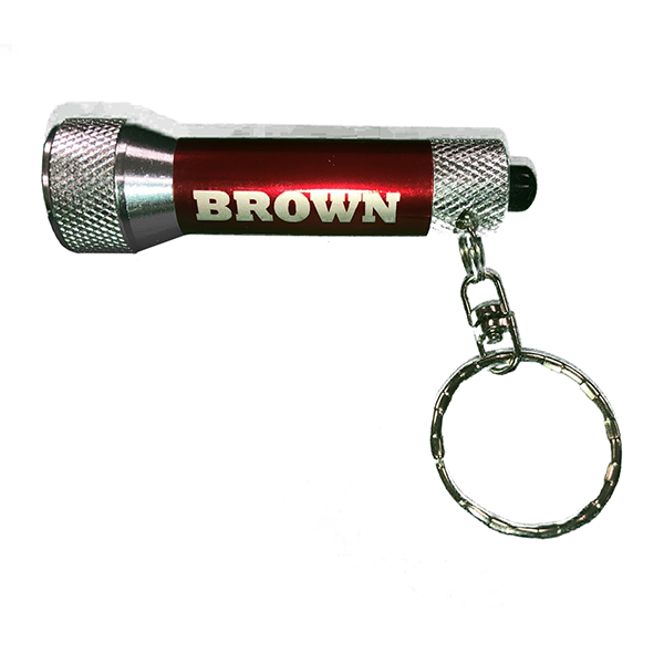 Image For FLASHLIGHT KEYTAG RED