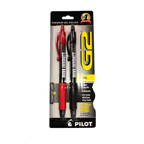 Image For PILOT G2 2PK ROLLER PEN