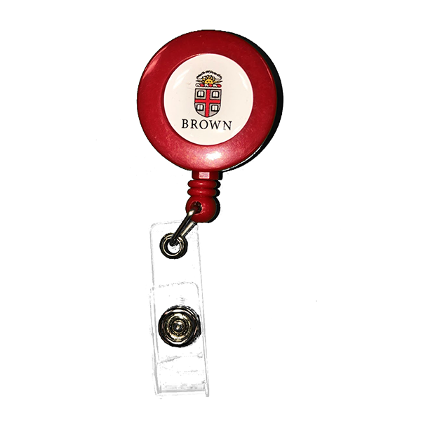 Image For Retractable ID Badge Holder