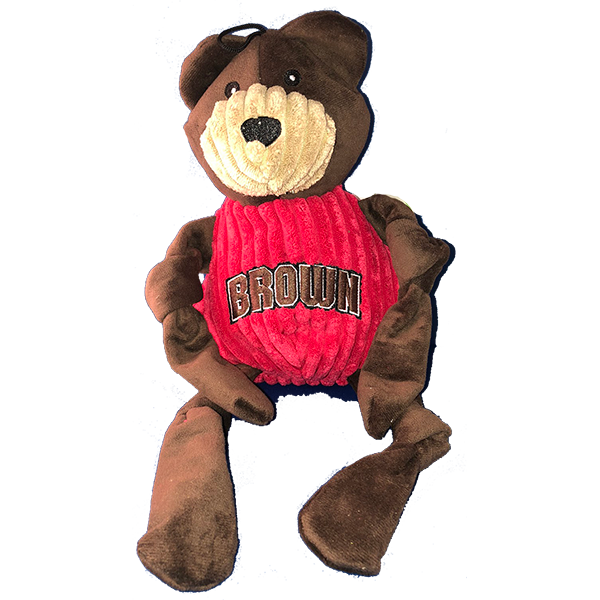 Image For Bruno the Bear Large Squeaky Pet Toy