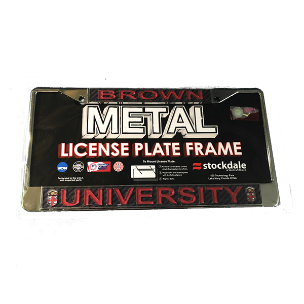 Image For Acrylic license plate