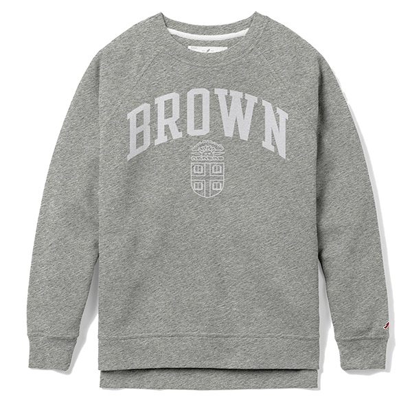 Image For League Academy Crew - Sport Gray