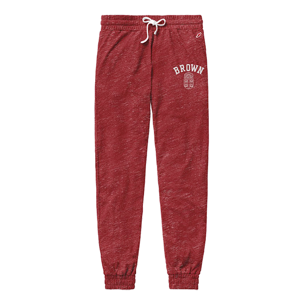 Image For League Intramural Jogger Pants - Red
