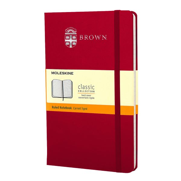 Image For Moleskine Classic Red Seal Notebook - Ruled
