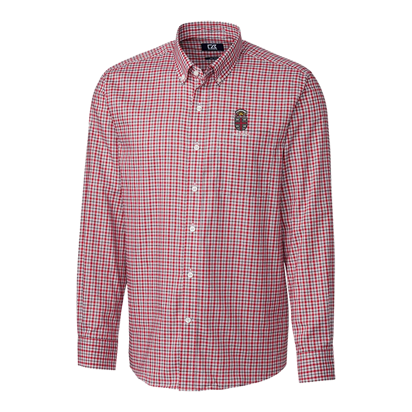 Image For Cutter & Buck Lakewood Button-Up