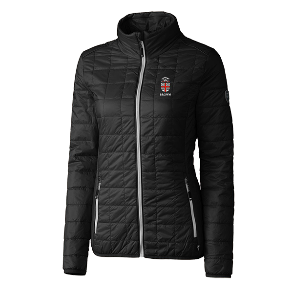 Image For Cutter & Buck Women's Rainier Jacket - Black