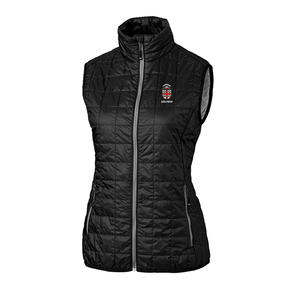 Image For Cutter & Buck Women's Rainier Vest - Black