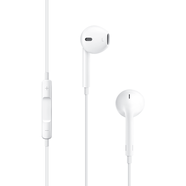 Image For EarPods with 3.5mm Headphones Plug