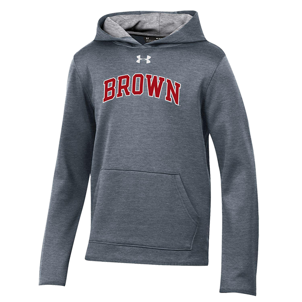 Image For Under Armour Boys Armour Fleece Hoodie