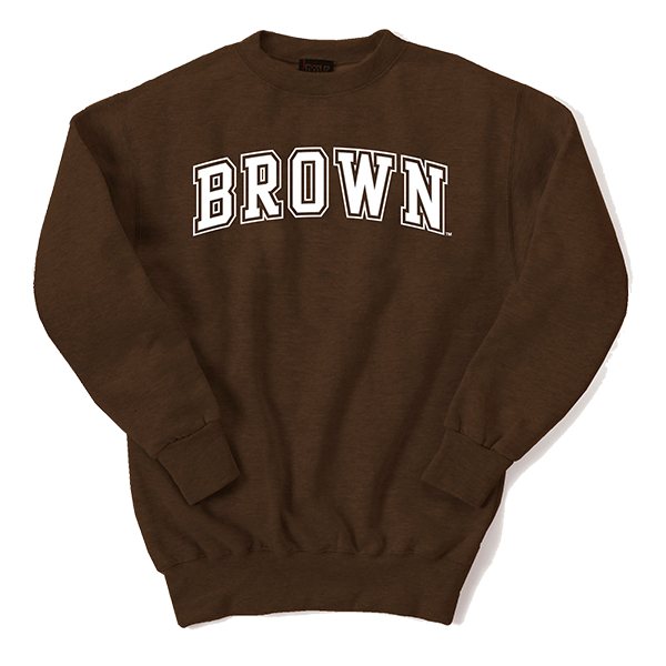 Image For MV Pro Weave Brown Crew - Arched