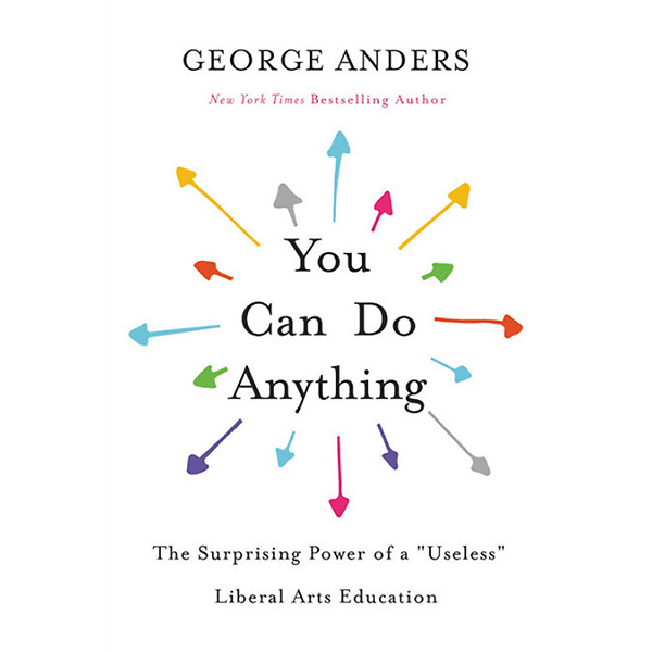 Cover Image For <I>You Can Do Anything</I>